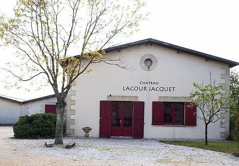 Propriété Château Lacour Jacquet Cussac-Fort-Médoc