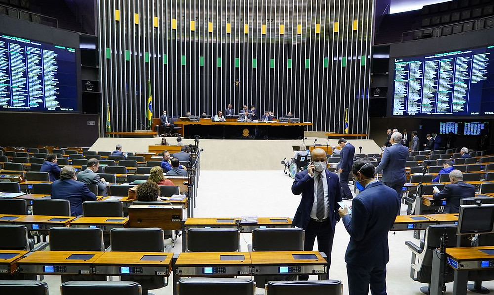 Foto do Congresso Nacional
