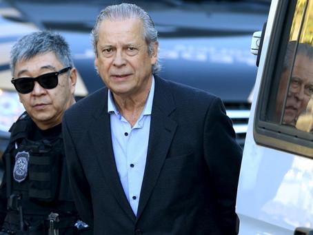 STF concede Habeas Corpus para José Dirceu