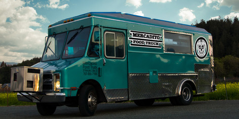Mercadito Food Truck | Napa Valley
