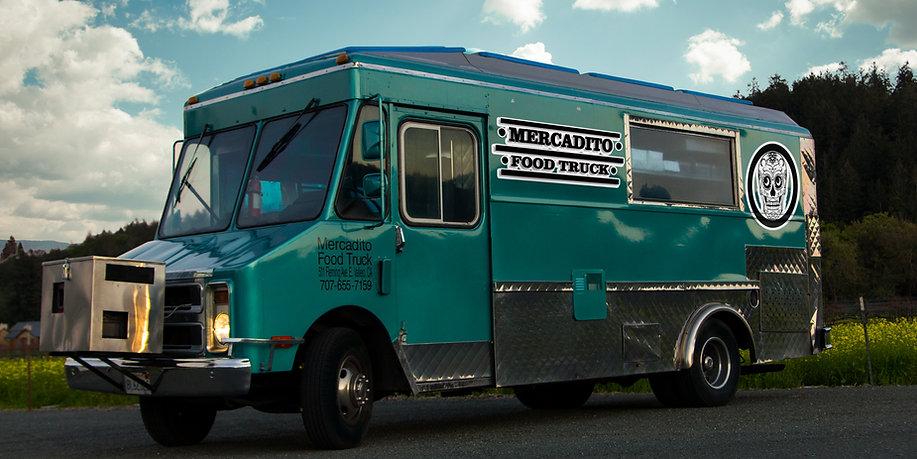 Mercadito Food Truck | Napa Valley | Vegan Food