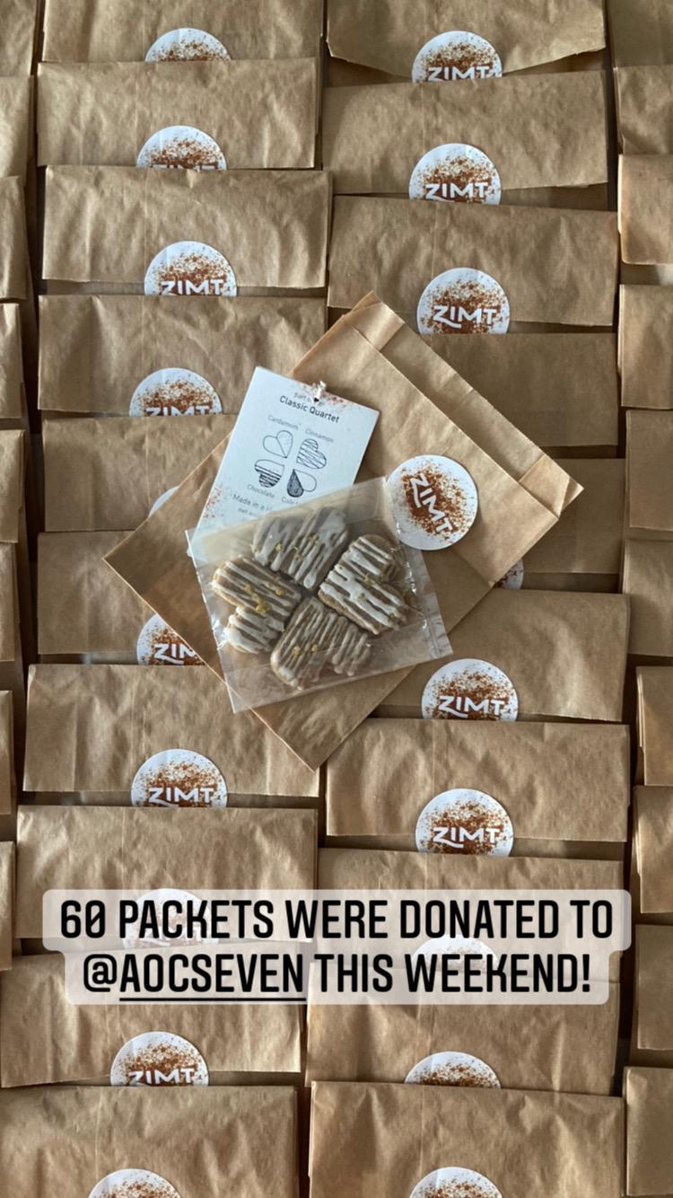 Food Drive Donation