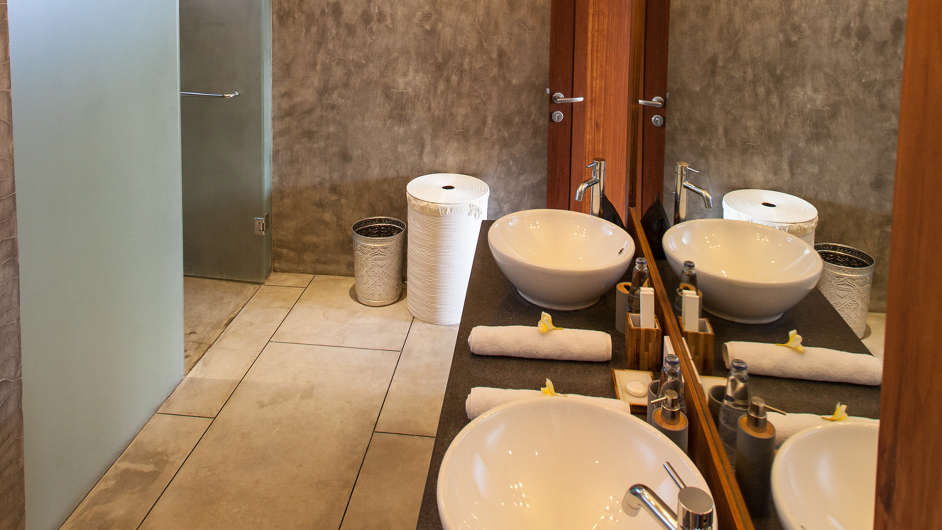 AB VILLA - Bathroom