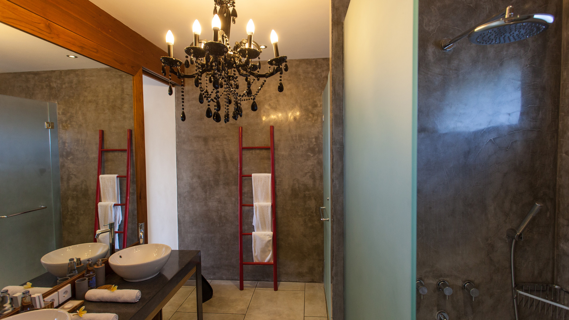 AB VILLAS - Bathroom