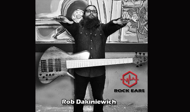 Rob Dakiniewich