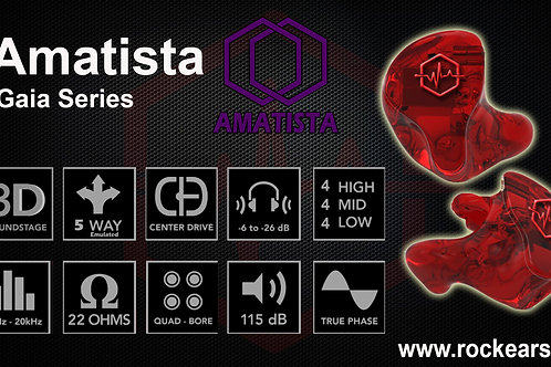 Amatista - Gaia Series