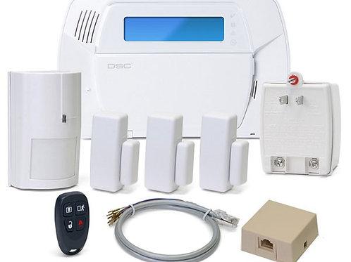 DSC Impassa KIT457-12 Wireless Security System