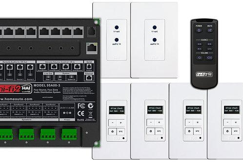 Leviton Hi-Fi 2 4x4 System