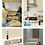 Thumbnail: Portable UV Sanitizer Lamp, Rechargeable Bactericidal Lamp UV Disinfecting Black