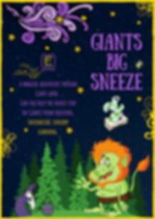Giants Big Sneeze Poster PNG.png