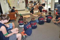 Kids Fire Camp