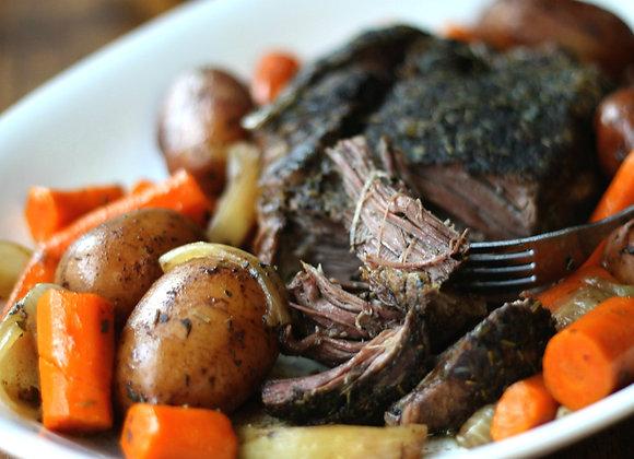 Pasture-Raised Beef, Roasts