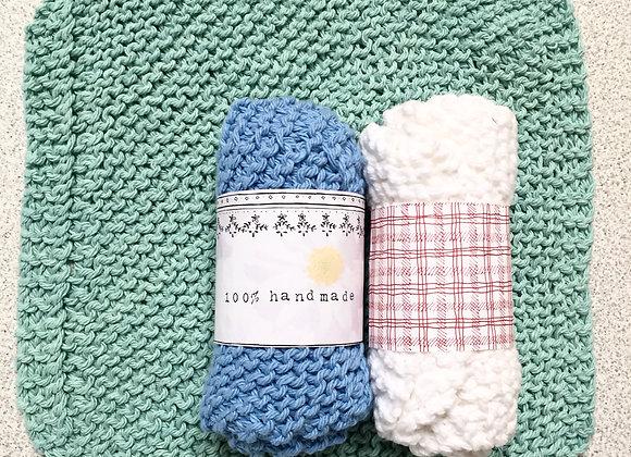 Handmade Dish Cloths