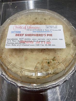 Shepherd's Pie (Beef), Frozen