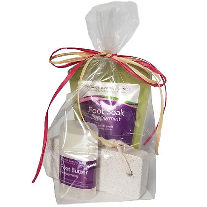 Foot Spa Gift Bags
