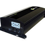 XPower 3000 watts Heavy Duty Power Inverter - Input 12 v/output 110v