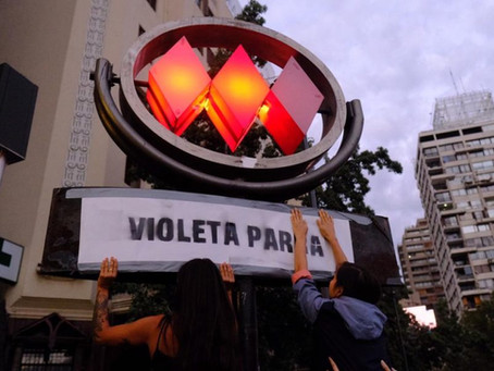 Patriarcado y Violeta