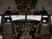 B 737 FNPT II APS MCC simulator. Cost-effective FTD for Boeing 737 pilots.