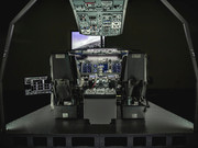 Fixed base B 737 Procedure Trainer. Turnkey simulator for Boeing 737 pilots.