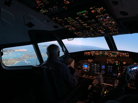 B737 Turnkey Flight Simulator - Glasgow, UK