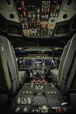 B 737 Fixed Base Trainer