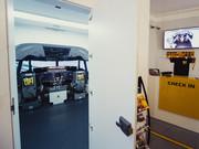 B 737 Cockpit Flight Simulator simworld