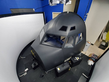 C.A.T House Flight Simulator Experience