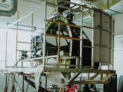 B737 motion flight simulator simworld