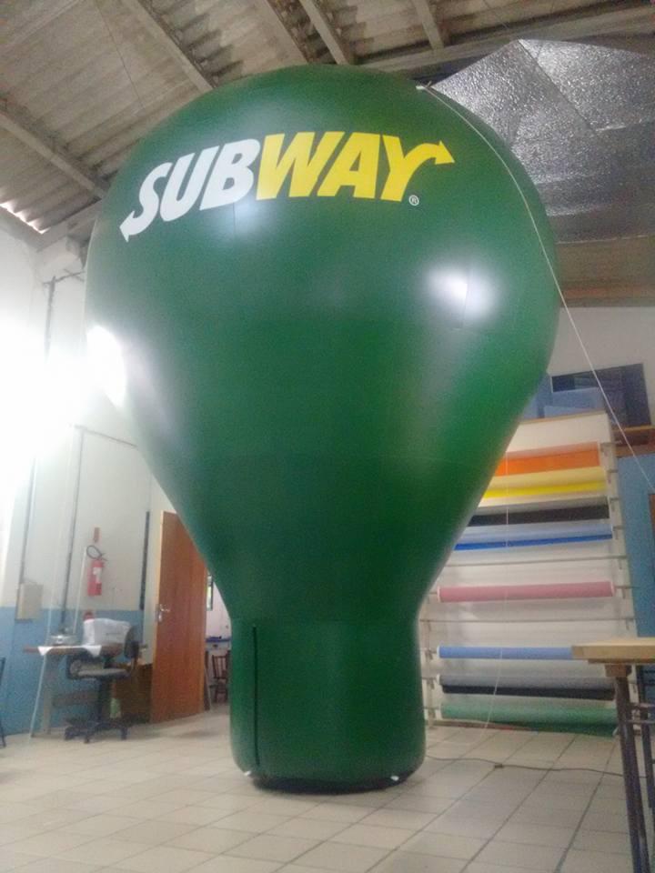 Balão_Subway
