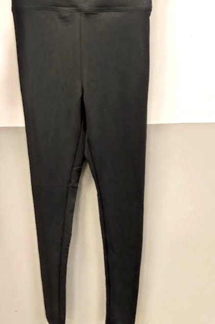Black jazz pants