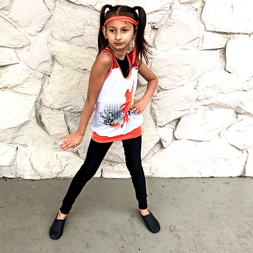 Child Medium size hip hop tank