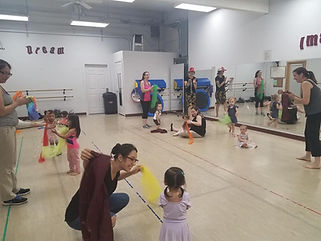 mommy and me dance classes