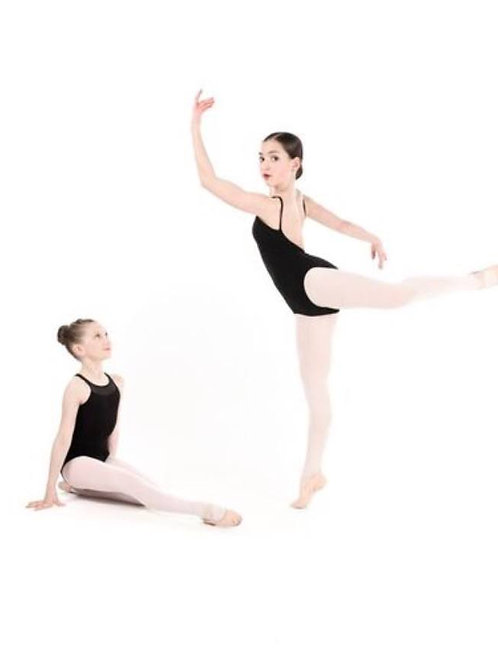 Beginning Ballet Lesson On Demand Video (ages 9+)