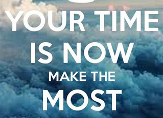 Making the most of your time!
