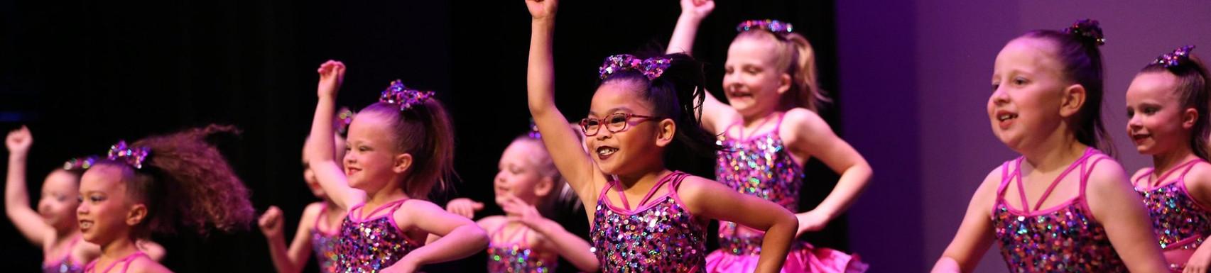 allegro dance studio kent wa - jazz dance kids