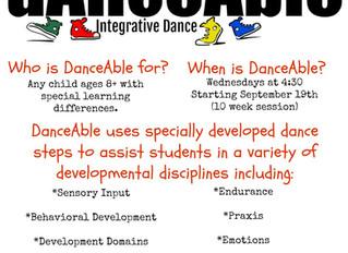 Danceable Classes at Allegro!