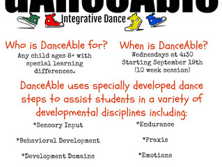 Danceable Classes at Allegro!