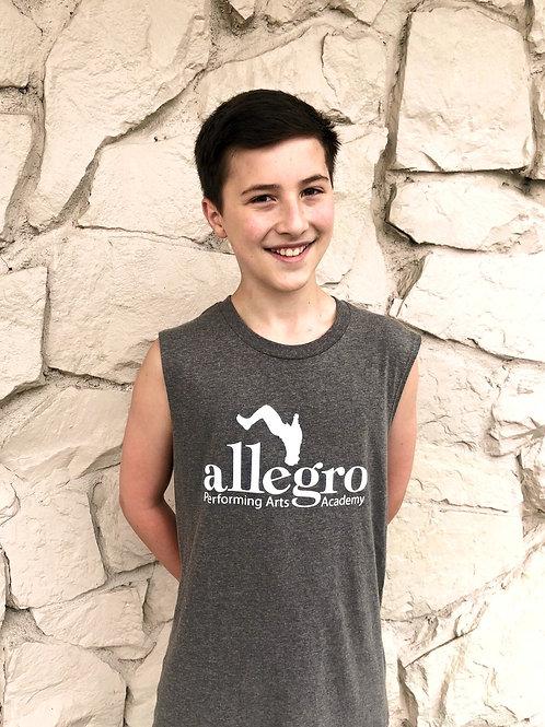 Guys sleeveless shirt