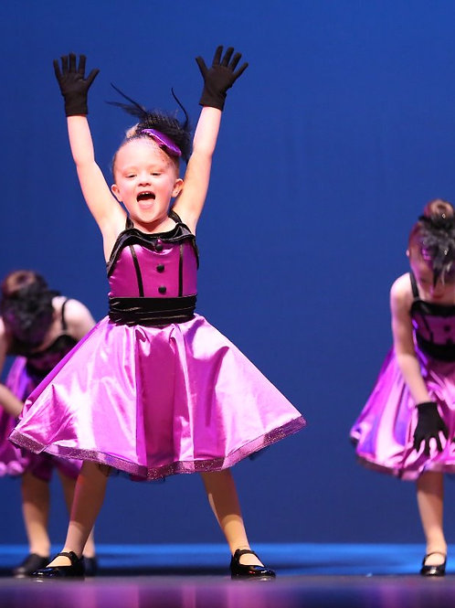 Intro Ballet and Tap On Demand Video