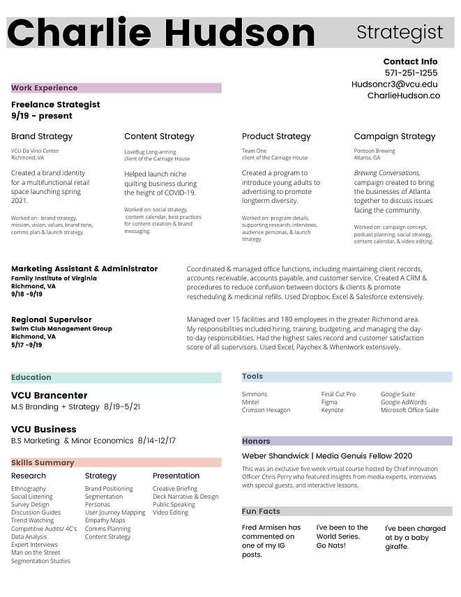 Orange and White Infographic Resume-2.pn