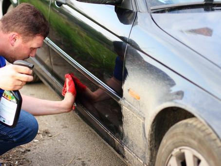 «Сухая» мойка автомобиля – что в сухом остатке?