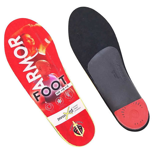 Orthera Orthotic Foot Armor Insoles