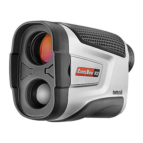 CaddyTek Golf Laser Rangefinder, CaddyView V2 +Slope
