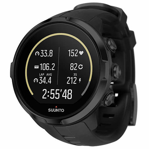 Suunto Spartan Sport Watch HR, Black
