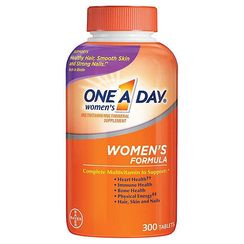 One A Day Women's Multivitamin, 300 Tablets