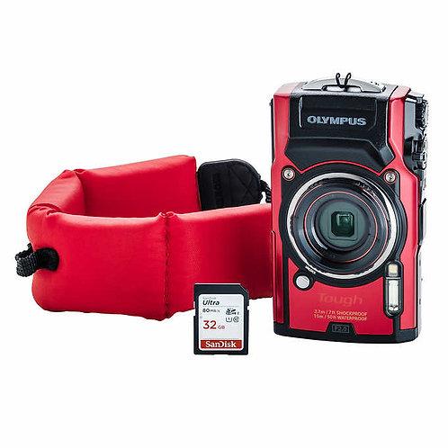 Olympus Tough TG-6 Camera Bundle