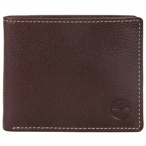 Timberland Pebble Leather Men's Wallet