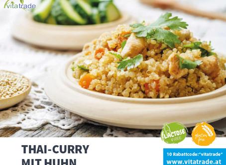 Thai-Curry mit Huhn