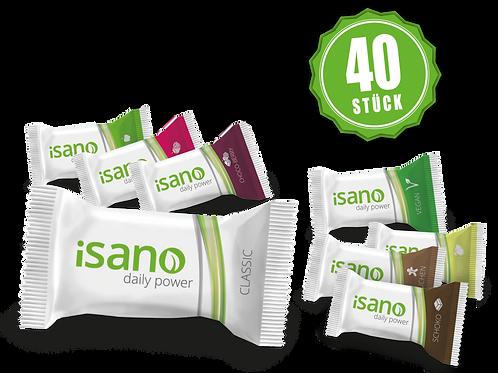 iSANO Mix Box - 40 Stück