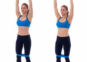 Fitness-Bänder liegen voll im Trend
